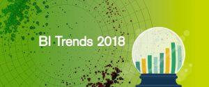 Основные тенденции 2018 в бизнес аналитике